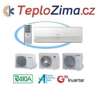 Klimatizace GREE Cozy GWH18MC-K3DNA4G/I + GWH18MC-K3 5,3kW